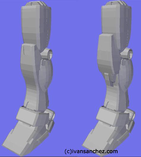 rx-78-2 gundam mesh sandrum