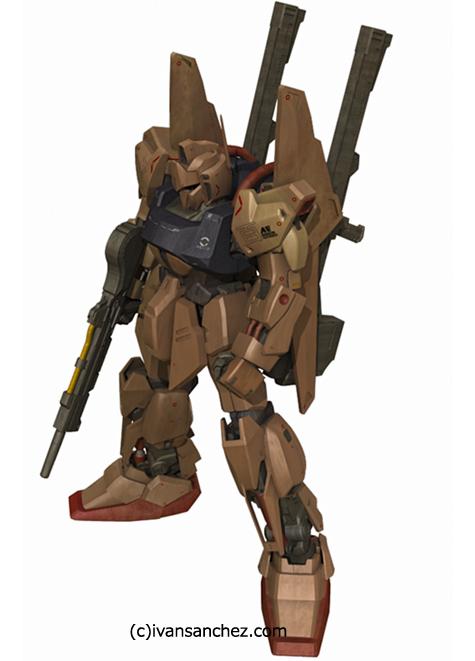 mobile suit zeta gundam hyaku shiki gff 3d katoki hajime mesh cg sandrum bonds of the battlefield senjo no kizuna