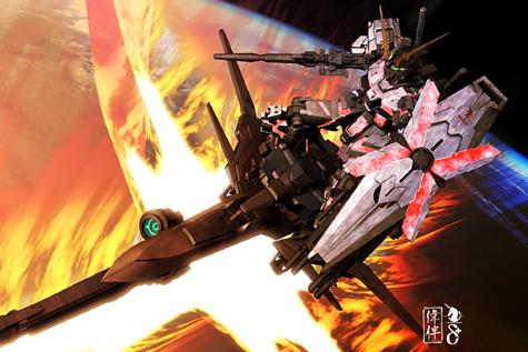 Master Grade gundam 1/100 unicorn sinanju shinanju delta plus gundam ユニコーン impulse musou 3d gundam mesh cg sandrum 武者ガンダム
