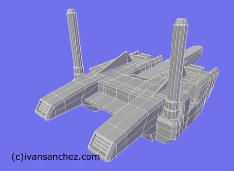 strike gundam 3d mesh sandrum
