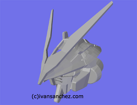 mobile suit gundam seed destiny infinite justice strike EVOLVE Perfect Grade PG freedom astray red frame MG 3d mesh cg sandrum