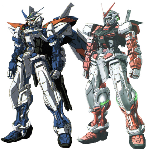 mobile suit gundam seed destiny infinite justice strike EVOLVE Perfect Grade PG freedom astray red blue frame second 2nd revise MG 3d mesh cg sandrum