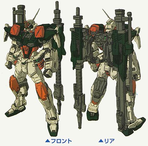 mobile suit gundam seed destiny stargazer 3d mesh cg sandrum verde buster