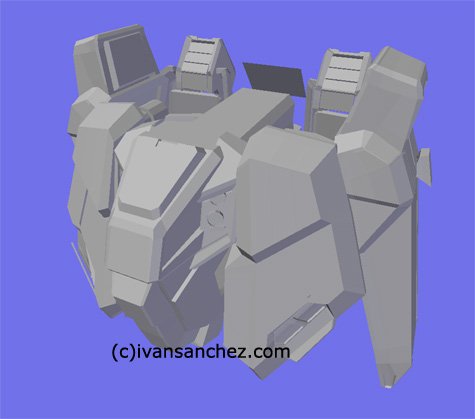 mobile suit gundam seed destiny infinite justice strike EVOLVE Perfect Grade freedom MG 3d mesh cg sandrum