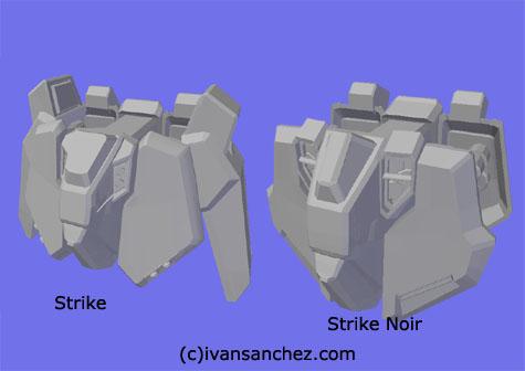 f91 gundam 3d mesh cg sandrum
