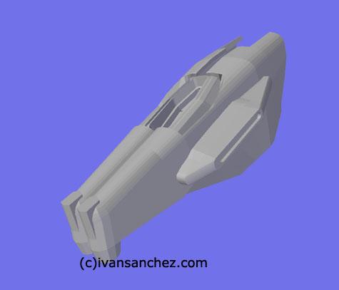 Ex-S Gundam S-Gundam gundam sentinel 3d mesh cg sandrum