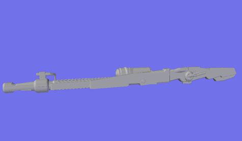 hummingbird s-gundam Zeta Plus Zplus gundam sentinel 3d mesh cg sandrum