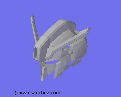 sentinel Zeta Plus A1 C1 Hummingbird gundam 3d mesh cg sandrum
