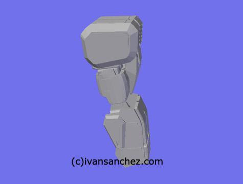Zeta Plus Zplus gundam sentinel 3d mesh cg sandrum