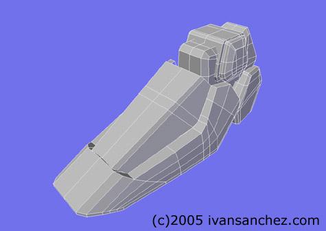 wing zero gundam 3d mesh sandrum