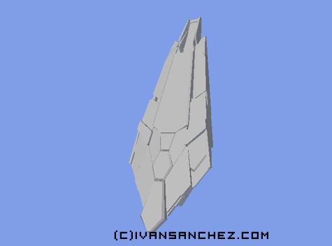 mobile suit gundam 3d armed armor armour de unicorn gundam sinanju stein nu gundam ver ka mesh cg sandrum